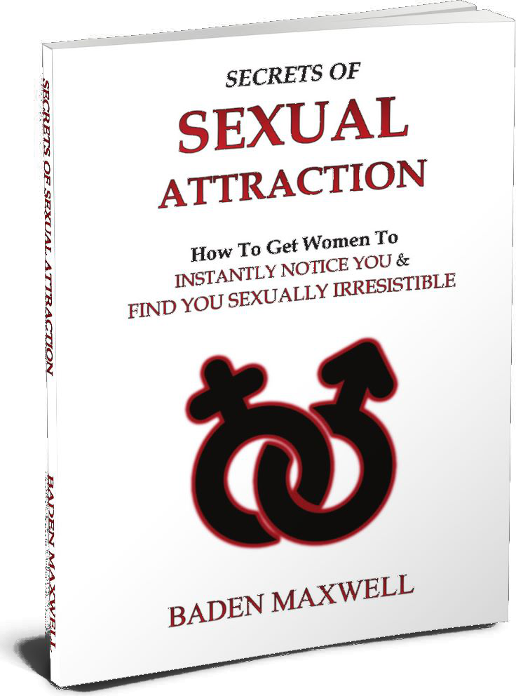 Cover of Secrets of Sexual Attraction Ebook